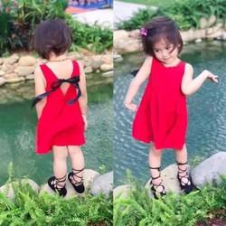 Váy đẹp mùa hè cho bé