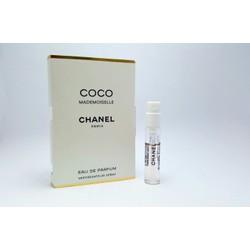 Nước hoa Nữ CHANEL Coco Mademoiselle EDP 2ml