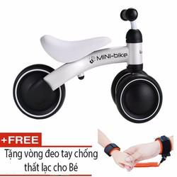 Xe cân bằng cho Bé tập đi cao cấp Mini Bike kèm quà tặng