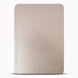 Bao da Galaxy Tab S3 9.7 Kaku vàng nhạt