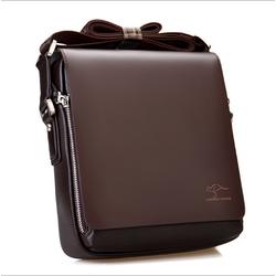 Túi đeo chéo nam cao cấp vừa Ipad Qstore Qs70