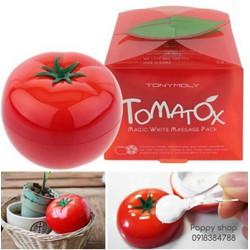 Tomatox Magic White Massage Pack - Mặt nạ cà chua TonyMoly