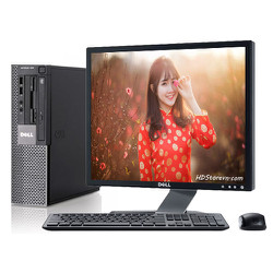Màn hình Dell 17 inch, màu sắc đẹp nổi bật