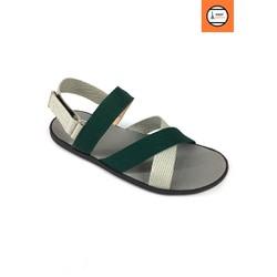 Giày sandal quai chéo phối màu trẻ trung A249