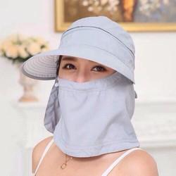 Mũ chống nắng bảo vệ da bạn khỏi ánh nắng mặt trời