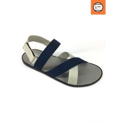 Giày sandal quai chéo phối màu trẻ trung A244