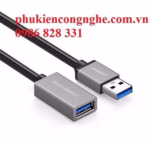 Cáp nối dài USB 3.0 dài 2m chính hãng Ugreen 10373 - 4321286 , 5883534 , 15_5883534 , 180000 , Cap-noi-dai-USB-3.0-dai-2m-chinh-hang-Ugreen-10373-15_5883534 , sendo.vn , Cáp nối dài USB 3.0 dài 2m chính hãng Ugreen 10373