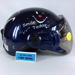 Mũ bảo hiểm GRS A31k xanh bóng