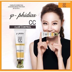 Kem trang điểm CC Cream Phidias