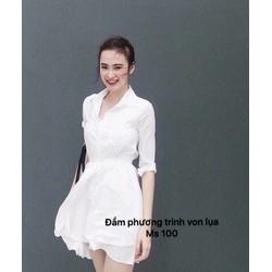 Đầm voan lụa Phương Trinh