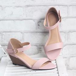 Giày Sandal đế xuồng 5p ANA Le