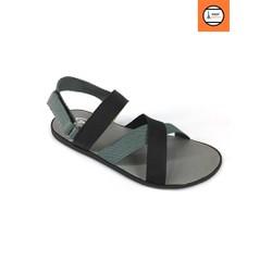 Giày sandal quai chéo phối màu trẻ trung A245