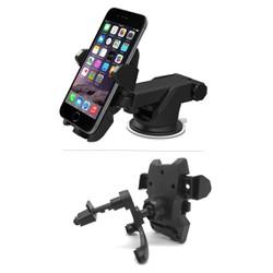 Giá treo điện thoại xoay 360 độ GPS