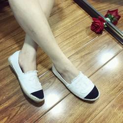 Giày mọi chất nỉ
