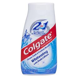 Kem Đánh Răng Colgate 2in1 Whitening 130g