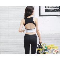 Áo tập gym nữ STRPY - Hàng nhập khẩu - Quần áo thể thao nữ