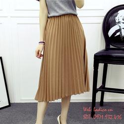 Chân váy xếp ly Hàn Quốc - Sale 155k