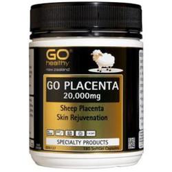 Viên uống nhau thai cừu Sheep Placenta 20,000mg Go Healthy Go Placenta