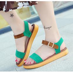 Giày Sandal Đế Bệt Nữ Mùa Hè Cực Xinh