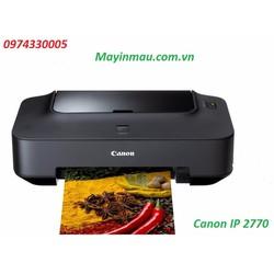 Máy in Canon IP 2770 hàng chính hãng khuyến mại tặng 1 ô Canon pixma