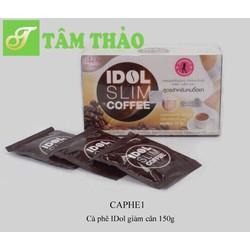 Cà phê giảm béo Idol Slim Coffee