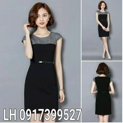 Đầm ôm váy ôm phong cách Hàn QUốc  L12D19
