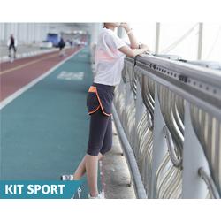 Áo tập gym nữ Sweet - Đồ quần áo thể thao, yoga - Áo tập thể thao nữ