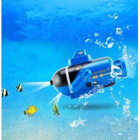 Tàu Ngầm điều khiển từ xa 4 chiều cao cấp năng lượng pin sạc - tàu ngầm