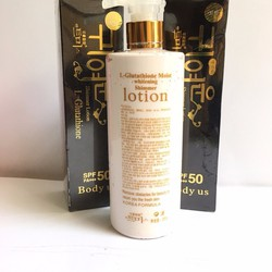 Dưỡng Body Lotion L  Glutathione