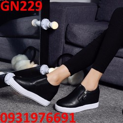 Giày lười nữ hàn quốc - GN229