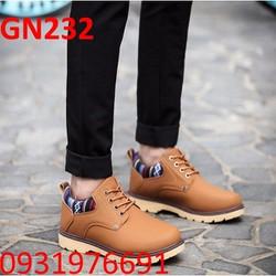 Giày nam phong cách hàn quốc - GN232