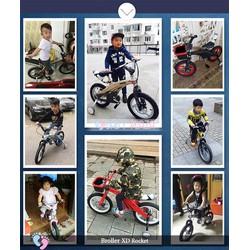 Tặng QUÀ KHI MUA-Xe đạp dành cho trẻ em Broller XD Rocket 1