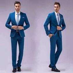 áo vest nam xanh cổ vịt sang trong chuyên bán sỉ lẻ giá mềm co ship