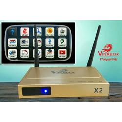 android tv box x2 chính hãng - chất lượng - giá rẻ