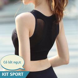 Áo tập gym nữ Vingr - Đồ quần áo thể thao, yoga - Áo tập thể thao nữ