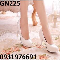Giày cao gót nữ búp bê - GN225