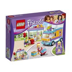 Lego Friends 41310 - Dịch vụ giao hàng quà tặng Heartlake