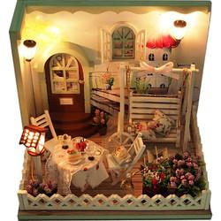 Mô hình nhà gỗ DIY - Hạnh phúc bên em - 13820 -TINY HOUSE SHOP