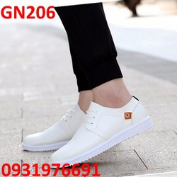 Giày lười nam phong cách hàn quốc - GN206