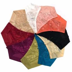 Giới thiệu sản phẩm Bộ 10 quần lót voan lưới phối ren quyến rũ