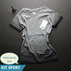 Áo tập gym nữ Roht - Đồ quần áo thể thao, yoga - Áo tập thể thao nữ