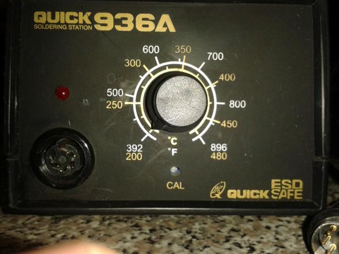 Máy hàn thiếc Quick 936A 2
