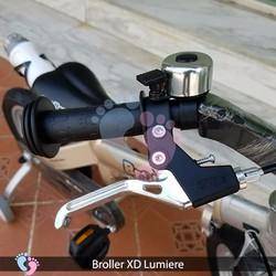 TẶNG QUÀ KHI MUA - Xe đạp cực dễ thương cho bé Broller XD Lumiere SS