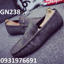 Giày lười nam phong cách hàn quốc - GN238