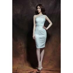 Đầm Ren Lệch Vai Cao Cấp HÀNG NHẬP CỰC XINH