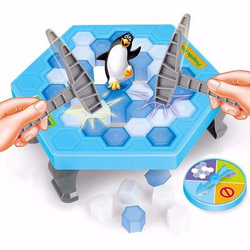 Đồ chơi bẫy chim cánh cụt Penguin Trap - 7804766 , 6181503 , 15_6181503 , 99000 , Do-choi-bay-chim-canh-cut-Penguin-Trap-15_6181503 , sendo.vn , Đồ chơi bẫy chim cánh cụt Penguin Trap