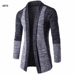 Áo khoác len nam thời trang