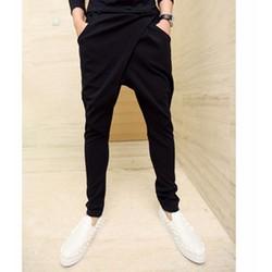 quần dài nam đáy thụng tà xéo Mã: ND0363