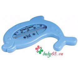 Đo nhiệt độ nước tắm hình cá Canpol 2-782
