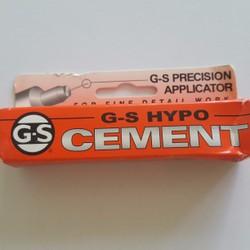 Keo dán kính đồng hồ G-S hypo